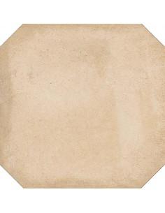 Porcelánico LAVERTON Octógono Colton Beige 20x20cm de VIVES
