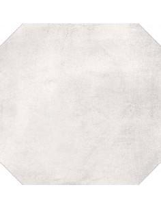 Porcelánico LAVERTON Octógono Colton Nieve 20x20cm de VIVES