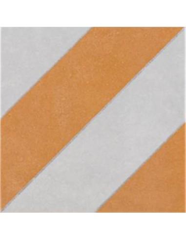 Porcelánico ARTSTRACT Diagonald Ocre de PAMESA