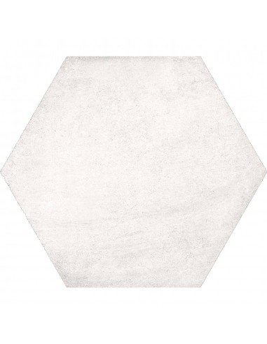 Porcelánico LAVERTON Hexágono Bampton Nieve 23x26.6cm de VIVES