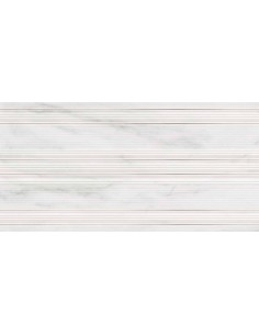 Azulejo MARBLEPLAY Decoro Classic White de MARAZZI