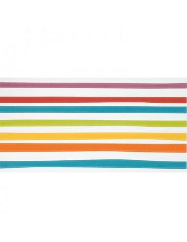 Azulejo AGATHA Party 1-Lineas 25x50cm de PAMESA