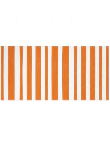 Azulejo AGATHA Naranja 2-Lineas 25x50cm de PAMESA