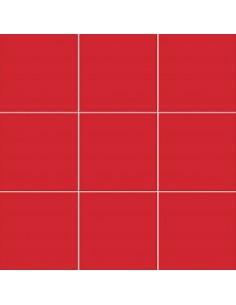 Azulejo CHROMA Rojo brillo...
