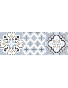 Azulejo LOWRY Irwell Sky de...