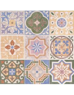 Azulejo CEMENTINE Bastide...