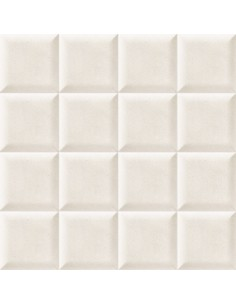 Azulejo BOMBATO Blanco de...