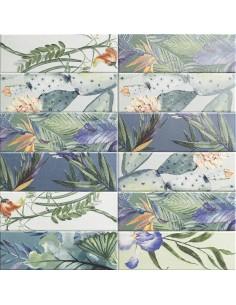 Azulejo JUNGLE Tapis Eden...