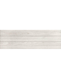 Azulejo WABI Wood blanco de GRESPANIA