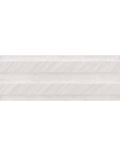 Azulejo TEXTURE Spatula blanco de GRESPANIA