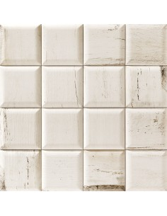 Azulejo Soho Blanco de MAINZU