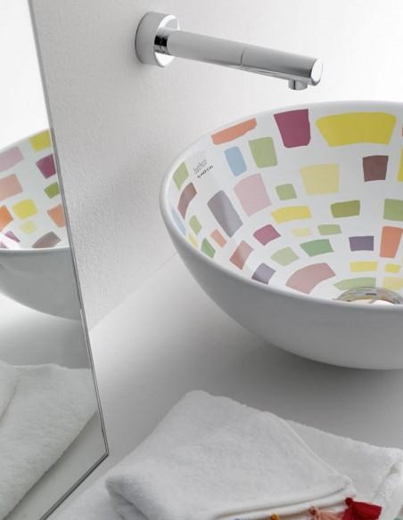 Lavabos Mosaico de Bathco