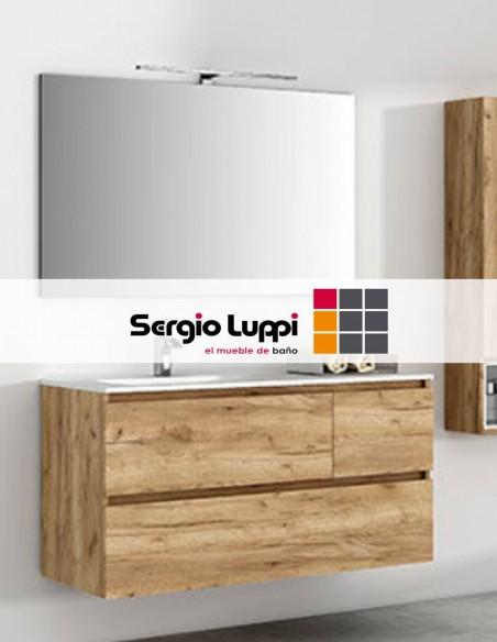 Muebles de baño Sergio Luppi