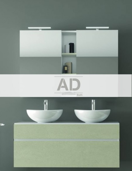 Muebles de baño de AD Bath
